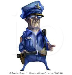 police illustrations - Bing Images