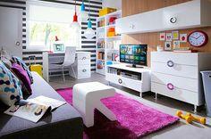 http://gerbor.kiev.ua/polskaya-mebel-brw/mebel-ringo-brw/ Польская мебель Ringo BRW – современная коллекция от фабрики Black Red White в минималистическом стиле. Представлена в цвете: корпус – белый альпийский; фасад – белый глянец.