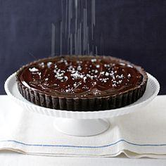 21 irresistible chocolate desserts | Salted chocolate tart | Sunset.com
