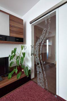 Posuvné celosklenené dvere - VV SKLO