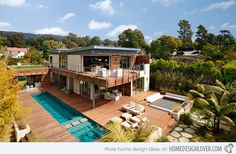 Striking Collection of 15 Houses with Terrace