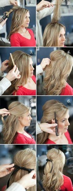 long braided hair styles for women