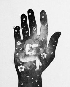 Digital designer and illustrator Muhammed Salah. Muhammed Salah is a 27 years old artist, illustrator, art director, digital designer and graphic designer. Illustration Art Drawing, Digital Illustration, Muhammed Salah, Couple Art, Love Art, Illustrations Posters, Creative Art, Digital Art, Drawings