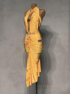 Latin/Rhythm dance dress for sale