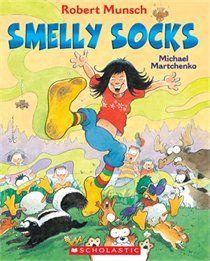 Smelly Socks - Robert Munsch