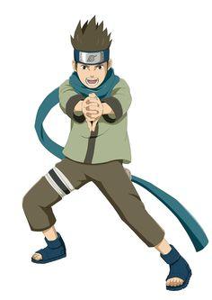 Naruto shippuden ultimate ninja storm revolution Konohamaru