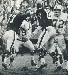 Chuck Sieminski, Tackle, Atlanta Falcons, 1966
