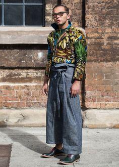 STREETSTYLE Mercedes-Benz Fashion Week Australia