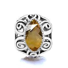 Sterling Silver Filigree Design Bead Charm with Citrine Gemstones (November Birthstone) ARG http://www.amazon.com/dp/B005BT398K/ref=cm_sw_r_pi_dp_gVd4wb1VPT75X