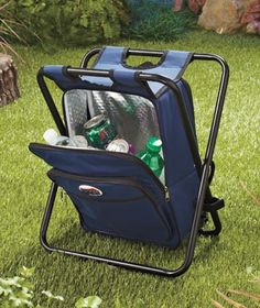 Pin it! :) Follow us :)) CLICK IMAGE TWICE for Pricing and Info :) SEE A LARGER SELECTION of camping coolers at   -  hunting, camping accessories, camping insulated bags, coolers, camping gear, camp supplies - Cooler Stool By American Tourister® « zCamping.com