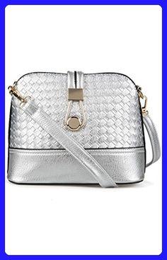 53738f7ea539 Eshion Women Handbag Shoulder PU Leather Messenger Hobo Bag Satchel Purse  Tote - Hobo bags (