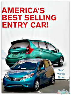 Check Out The 2014 Nissan Versa Note | MomStart