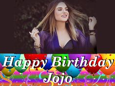 Happy birthday to 'Mad Love' singer and songwriter Jojo! 🎉🎉🎉