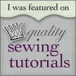 Quality Sewing Tutorials  free sewing tutorials website (sorry, I couldn't find a generic image for the site to pin)  they select only the best quality free sewing tutorials