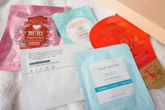 The Only Skincare Subscription Box You Need - SofiaaDot Nudie Glow review korean beauty subscription box in Australia