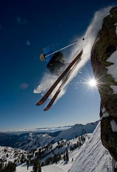 ♂ Sport ski mountain Truckee - World's Best Ski Towns via National Geographic