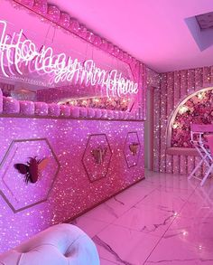Pink Tumblr Aesthetic, Baby Pink Aesthetic, Bad Girl Wallpaper, Pink Wallpaper Iphone, Photo Wall Collage, Picture Wall, Pink Wall Art, Pink Bling, Aesthetic Collage