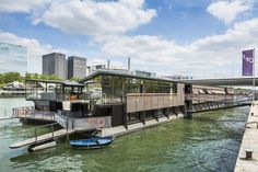 Gallery of Hotel Flottant / Seine Design - 12