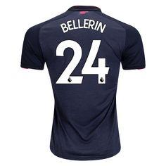 d977a2a1d23 PUMA Hector Bellerin  24 Arsenal Third Jersey 17 18 - Step Out