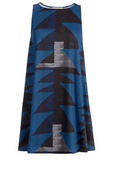 Blue Loom Dress by Mara Hoffman