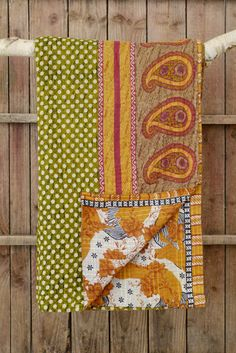 Kantha quilt 19: by