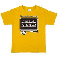 Geschenke zur Einschulung und coole T-Shirts zum ...
