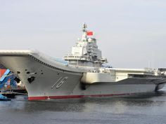 China's lone aircraft carrier conducts drills as sea dispute heats up