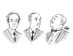 ArtStation - Sketches, Luigi Lucarelli