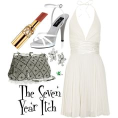 """""""The Seven Year Itch"""" by kerogenki on Polyvore"""