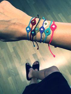Paracord, Friendship Bracelets, Accessories, Jewelry, Fashion, Moda, Jewlery, Jewerly, Fashion Styles