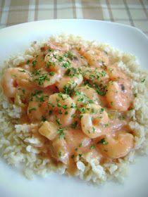La Famille Noire: Easy Shrimp Etouffee