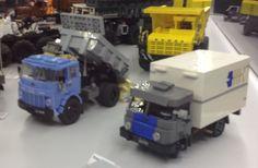 Lego Robur