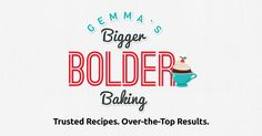 Professional chef & baking expert, Gemma Stafford, will show you how to make simple, game changing homemade baking recipes & desserts in her cooking show.