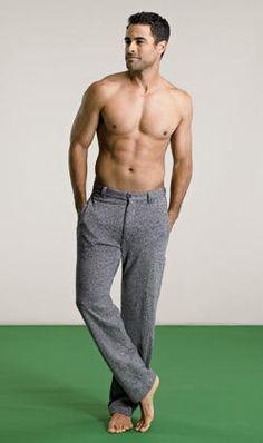 Fashionable sweat pants? Not so sure... pinolicious