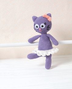 Picture of Learn to Crochet Toys