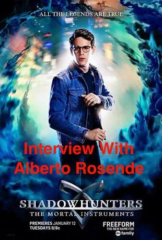 Interview With Alberto Rosende