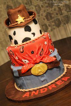 Cowboy Cake <3