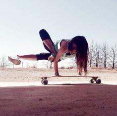 Yoga long board