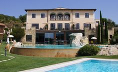 A Kid-Friendly Spa Hotel in Tuscany