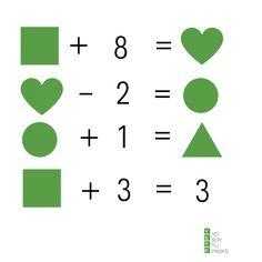 Maths Puzzles, Math Worksheets, Math Help, Fun Math, Reto Mental, Logic Math, Funny Riddles, Math Challenge, Math School
