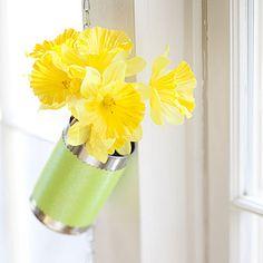 Flower pot - hang by kitchen window