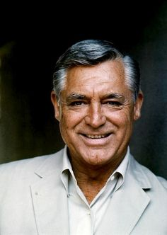 """"""" Cary Grant photographed by Philippe Halsman, 1966. """""""