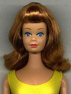 Remember the Midge doll? Along with Barbie, Cousin Francie and Ken & I'm :) Malibu Barbie, Barbie I, Barbie World, Barbie And Ken, Barbie Stuff, Vintage Barbie, Vintage Dolls, Face Mold, Happy 50th Birthday