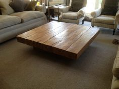 Creative Ideas Very Low And Large Oak Coffee Table Make Your Room Even Delicious