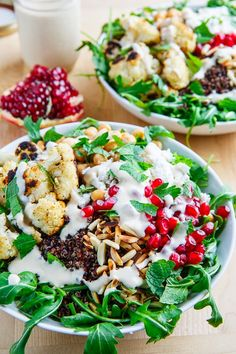 Salads on Pinterest   Lentil Salad, Goat Cheese and Blue Cheese