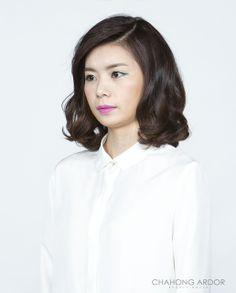 Chlloe perm / Pink bronze 클로이펌/핑크브론즈by Chahong Ardor