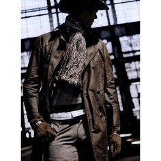 Marlboro Classics Ad Campaign Fall/Winter 2009 - MyFDB ❤ liked on Polyvore featuring ad campaign
