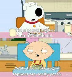 Family Guy - Brian & Stewie