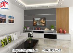 Phòng khách với gam màu đồng bộ sang trọng-NT05