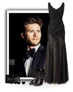 """""""Scott Eastwood AKA Mr. Fine"""" by majezy ❤ liked on Polyvore featuring Adrianna Papell, Ann Taylor, Casadei and Bling Jewelry"""